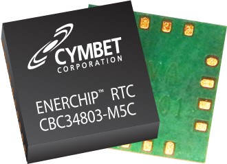 EnerChip RTC CBC34803 with I2C bus