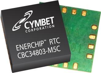 EnerChip RTC CBC34803 with I2C bus