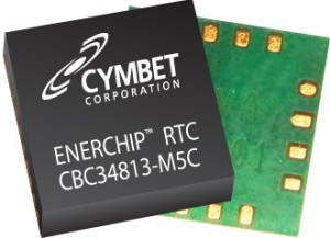 EnerChip RTC CBC34813 with SPI bus