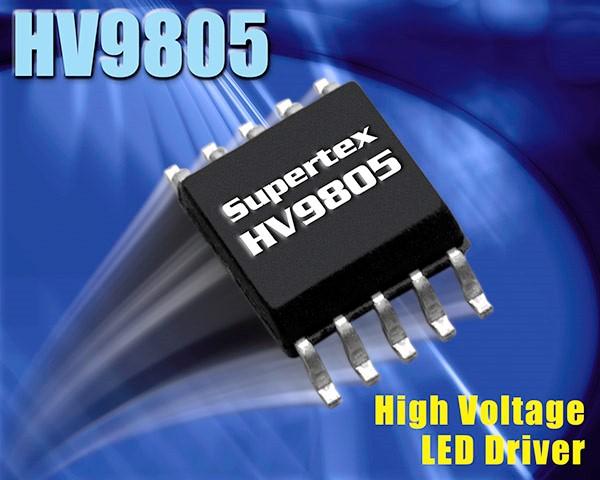 HV9805 LED DRIVER